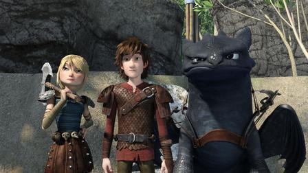 Dragons race to the edge netflix official site 5 snotlout gets the axe ccuart Choice Image